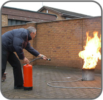 Fire Safety Training for Managers